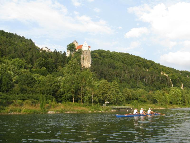 Rudern Regensburg
